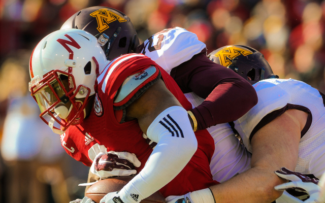 RB Ameer Abdullah Leads North to 34-13 Win Over South In 2015 Senior Bowl