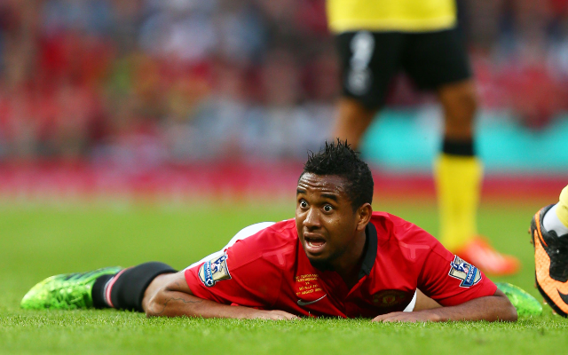 (Video) Oh dear! Man United flop Anderson misses penalty on Internacional debut