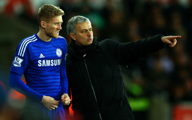 Chelsea lower demands for Schurrle as Cuadrado deal on the brink
