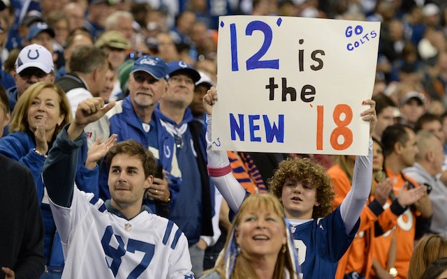BREAKING NEWS: Indianapolis Colts advance to AFC Championship Game, upset Denver Broncos 24-13