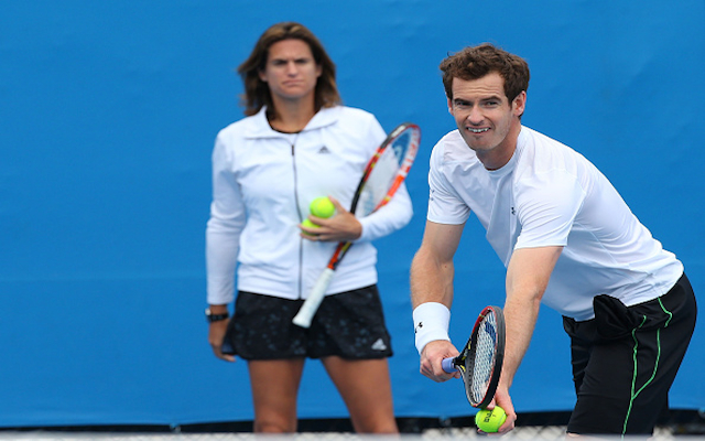Andy Murray's coach Amelie Mauresmo announces pregnancy