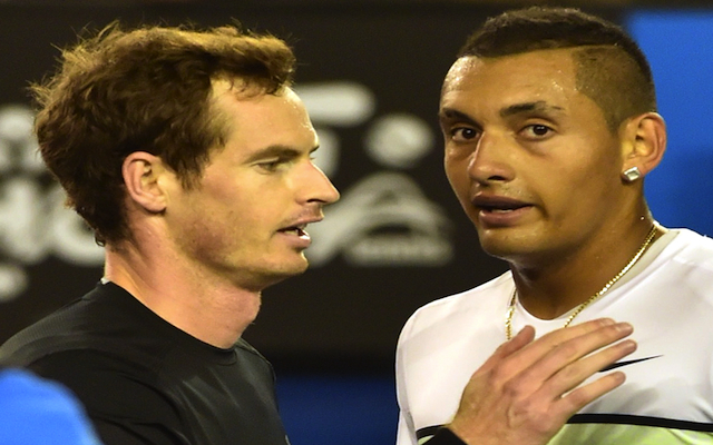 Australian Open 2015: Andy Murray tells Aussies to ease pressure on Nick Kyrgios