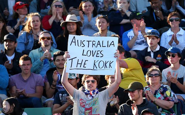 Tennis legend Pat Cash slams animalistic Aussie Open crowds