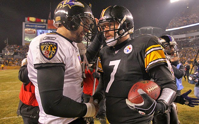 NFL Wildcard Playoff preview: Baltimore Ravens vs. Pittsburgh Steelers