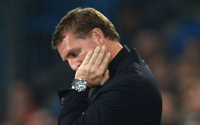Ouch! Andy Carroll absolutely slaughters Liverpool boss Brendan Rodgers in press!