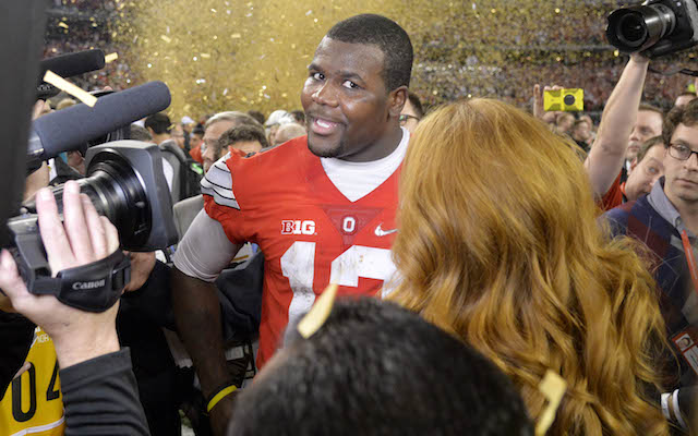 NFL DRAFT: Ohio State QB Cardale Jones says he is not ready for NFL