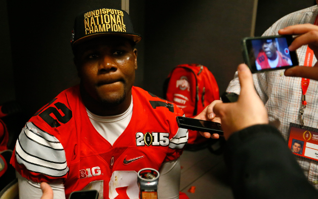 BREAKING NEWS: Ohio State QB Cardale Jones returning to school