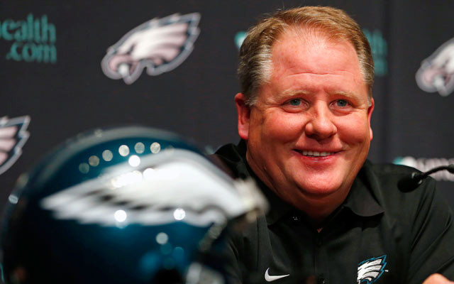REPORT: Chip Kelly given control of Philadelphia Eagles personnel dept