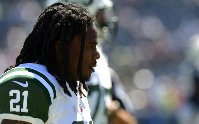 ARREST: New York Jets RB Chris Johnson arrested for open carrying a firearm