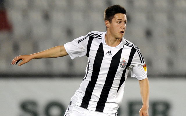 DONE DEAL: Chelsea sign Serbian teenager and loan him out IMMEDIATELY