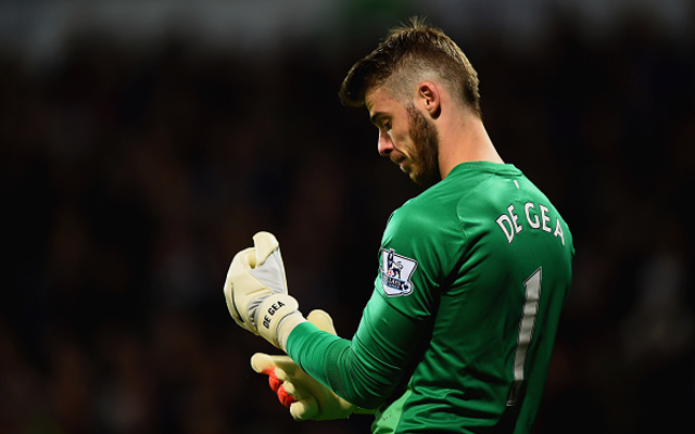 Man Utd to agree MEGA transfer fee for STAR goalkeeper