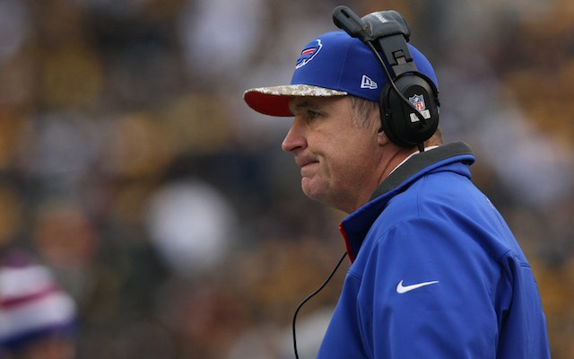 REPORT: Buffalo Bills pursuing playoff team assistants for new head coach