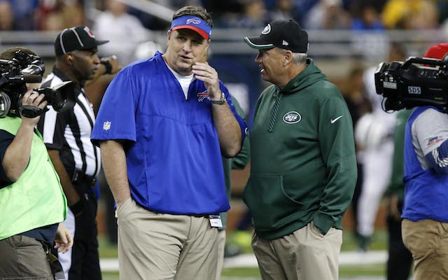 REPORT: New York Jets to interview Doug Marrone today