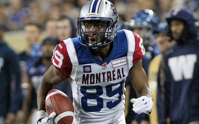 NFL news: Indianapolis Colts & Minnesota Vikings courting CFL WR Duron Carter