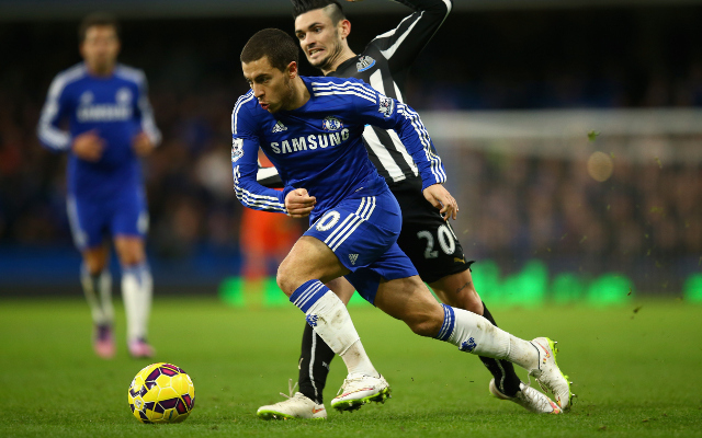 Eden Hazard signs new Chelsea contract to snub Real Madrid & PSG