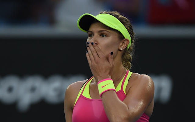 Australian Open 2015: Eugenie Bouchard out as Maria Sharapova eases into semi-finals with impressive win