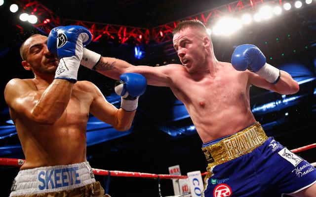 Boxing news: Frankie Gavin to headline Matchroom show on May 9, eyes Kell Brook fight