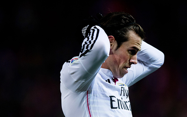 Manchester United target Gareth Bale booed again by Real Madrid fans