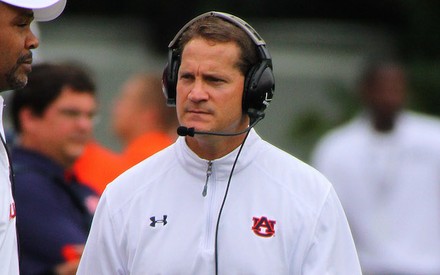 REPORT: Former Auburn HC Gene Chizik to coach North Carolina defense