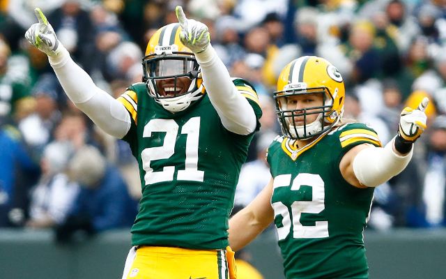 (Video) Tipped! Green Bay Packers S HaHa Clinton-Dix responds with interception of his own