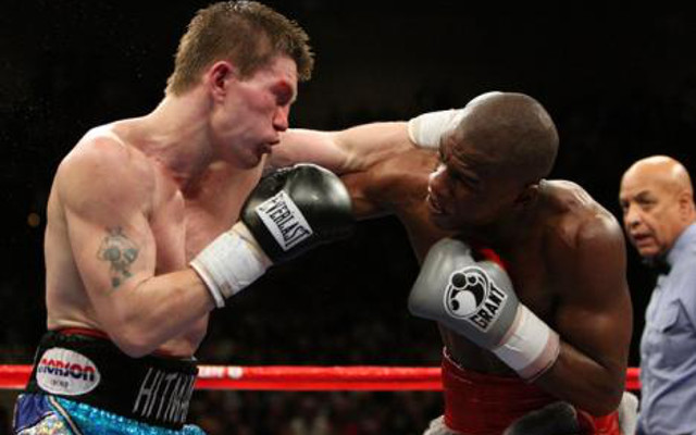 Boxing news: Ricky Hatton slams Floyd Mayweather, labels him a d***head