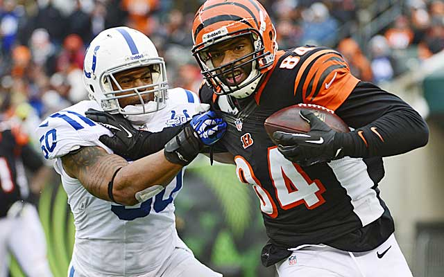 INJURY: Cincinnati Bengals TE Jermaine Gresham out with back injury