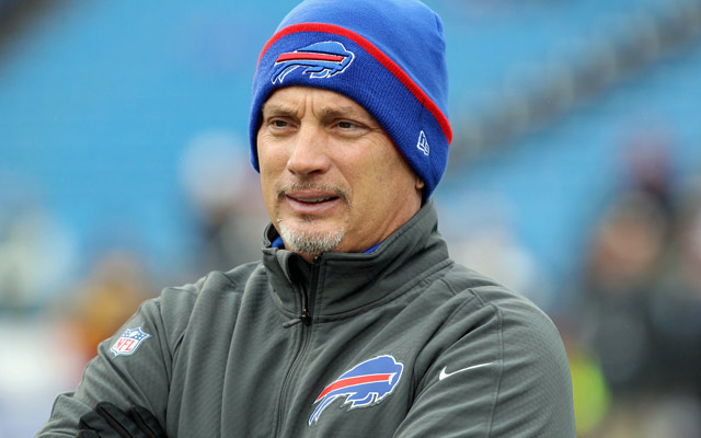 FIRED and HIRED: Buffalo Bills fire DC Jim Schwartz, hire OC Greg Roman