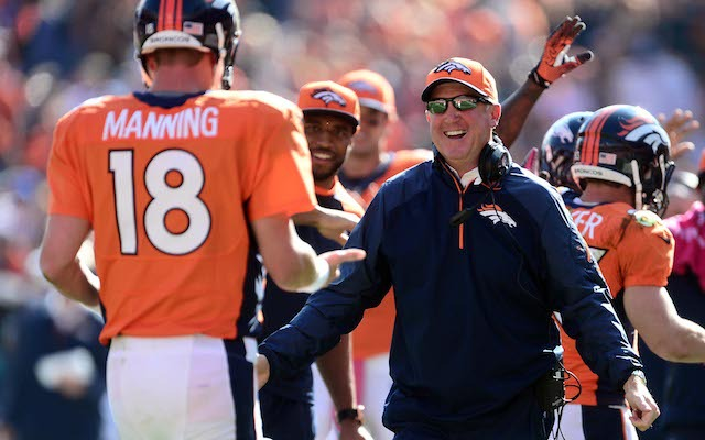 REPORT: Former Denver head coach John Fox interviewing with Chicago Bears