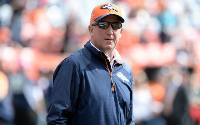 BREAKING NEWS: John Fox introduced as head coach of the Chicago Bears