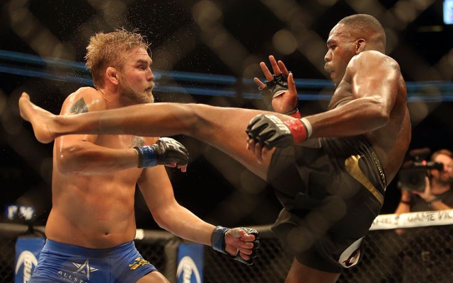 (Video) Anthony Johnson vs. Alexander Gustafsson highlights of UFC Stockholm clash