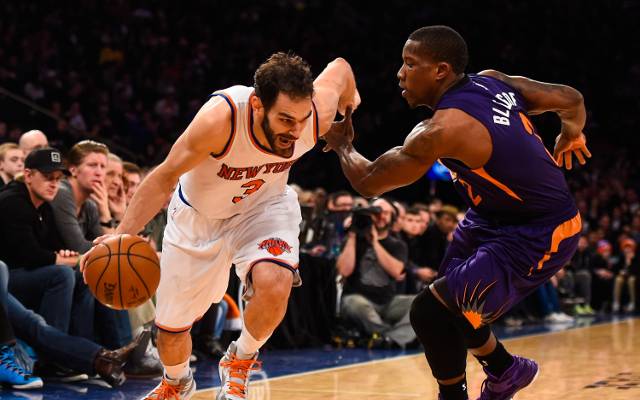NBA rumors: New York Knicks may try and trade Jose Calderon next