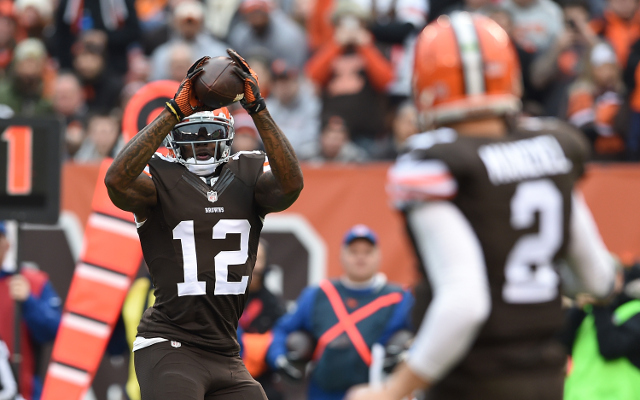 Troubled Cleveland Browns WR Josh Gordon responds to media with open letter