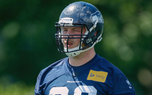 INJURY: Seattle Seahawks RT Justin Britt out for NFC Championship with knee injury