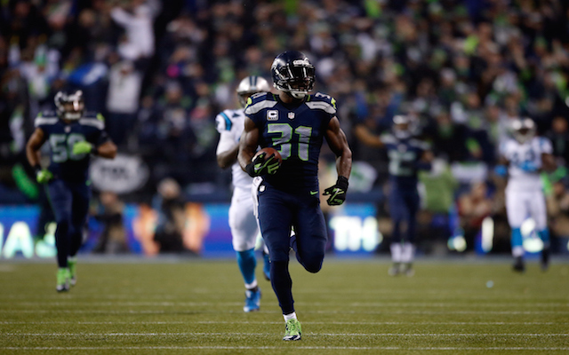 "Seattle Seahawks CB Sherman says Kam Chancellor ""damages peoples' souls"""