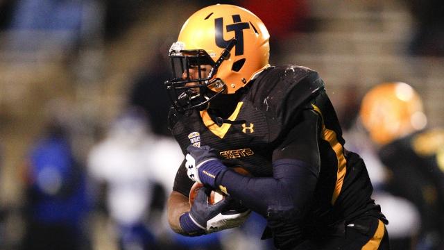 Toledo wins GoDaddy Bowl, dominates Arkansas State 63-44