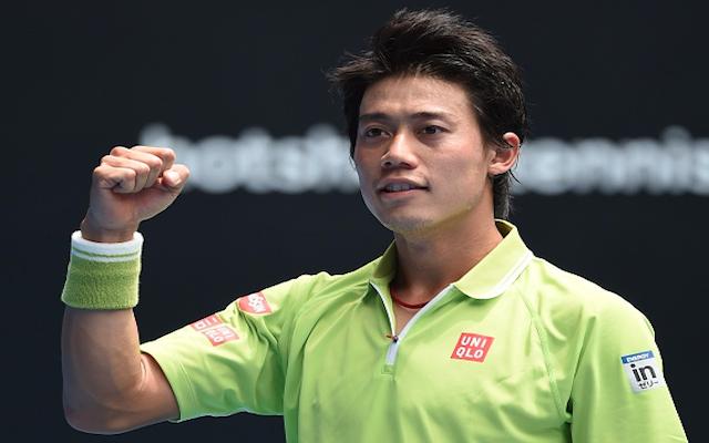 Australian Open 2015: Fifth seed Kei Nishikori brushes aside former world number nine Nicolas Almagro