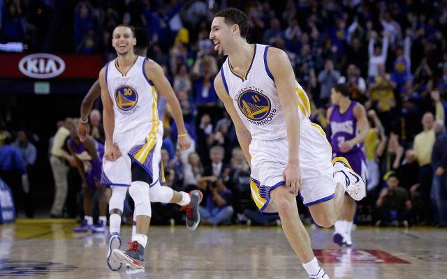 (Video) NBA round-up: Klay Thompson scores 42 points in Golden State Warriors win
