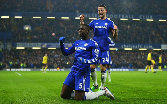 Predicted Chelsea XI v Man City: Zouma to make rare start as Mourinho PARKS BUS
