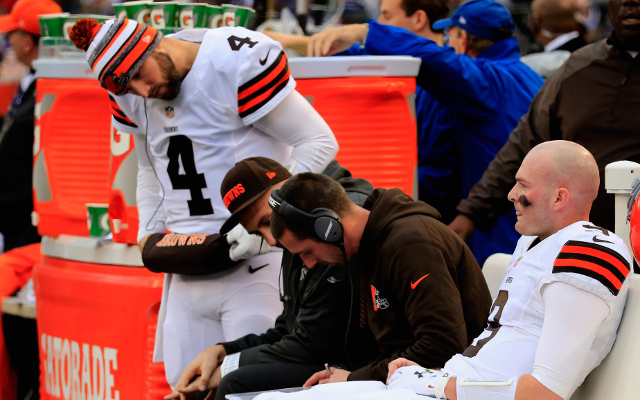 Cleveland Browns and OC Kyle Shanahan part ways after 1 season