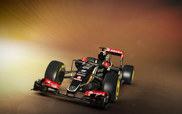 (Images) Formula One: Lotus release pictures of stunning E23 Hybrid