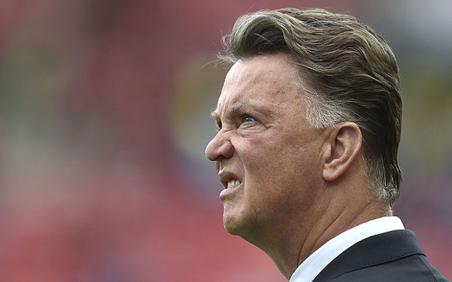 Barcelona legend labels Manchester United boss Louis van Gaal 'garbage'