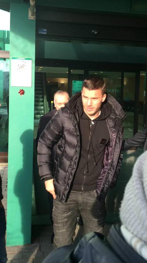 Lukas Podolski Arsenal Inter Milan 3