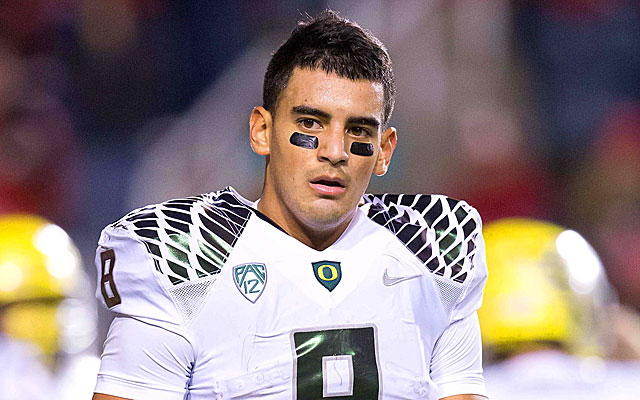 Tennessee Titans to give Heisman QB Marcus Mariota private workout