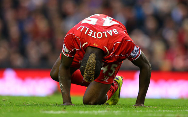 Liverpool's £10m bill to drop the flop Mario Balotelli