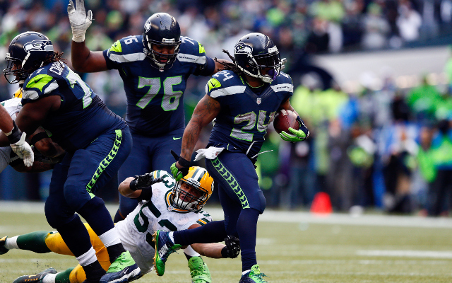 NFL fines: Seattle Seahawks RB Marshawn Lynch fined $20,000 for grabbing crotch