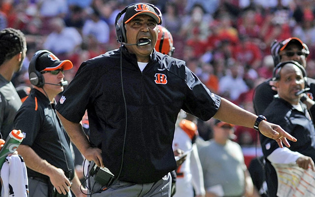 Cincinnati Bengals head coach Marvin Lewis plans to stay in 2015