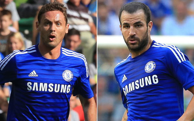 Key Chelsea duo among eight players facing two-game bans if they get booked this weekend: Blues duo would miss Arsenal clash
