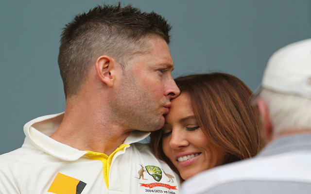 (Video) Cricket World Cup: Journalist asks Michael Clarke about his 'tremendous sex' as Australia captain