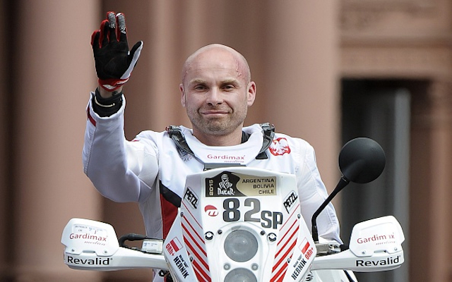 Dakar 2015 death: Tragedy strikes as Polish rider Michal Hernik is found dead in stage three