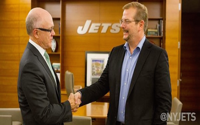 REPORT: New York Jets hire Mike Maccagnan to be General Manager